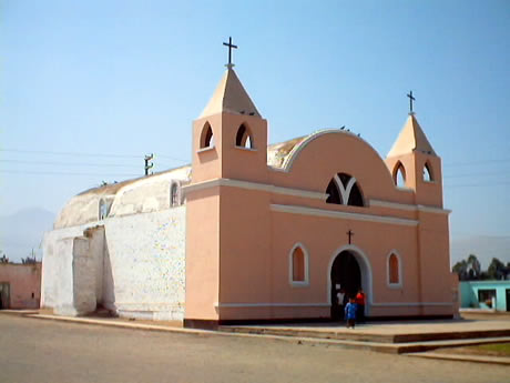 aucallama church
