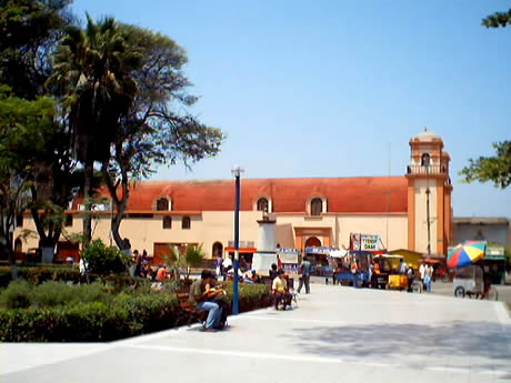 chancay church