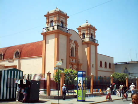 chancay church 1