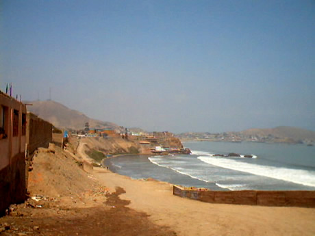 chancay playa