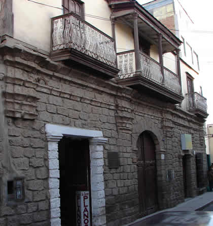 ARQUITECTURA COLONIAL 12