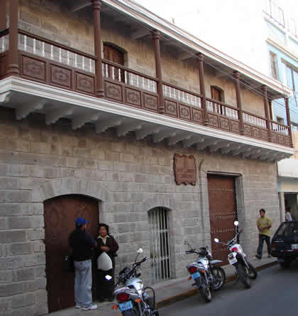 ARQUITECTURA COLONIAL 13