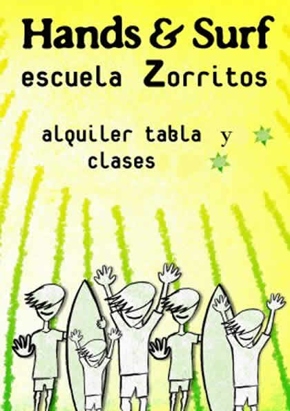 ESCUELA DE TABLA HANDS AND SURF IN ZORRITOS 02